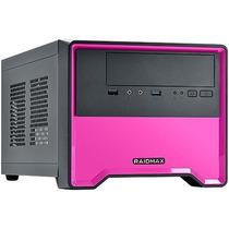 Gabinete Gamer Element 101bp Case - Cor Pink - C/ Fan Trase