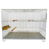 Gaiola Periquito Canario Belga Aves Contrera N.2 45x35x22