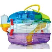 Gaiola Hamster Luxo Completa
