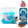 Gaiola Para Hamster Com Toca P/ Seu Hamster - Frete Gratis