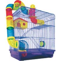 Gaiola Hamster Labirinto 3 Andares