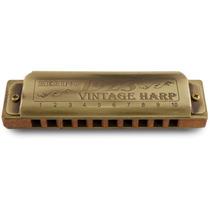 Gaita De Boca Diatônica Hering Harmônicas Vintage Harp 1020
