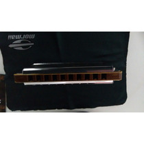 Gaita Diatônica Bends Mormaii Soul Harp D