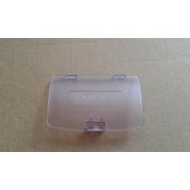 Tampa Da Bateria P/ Game Boy Color Translucido Roxo