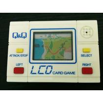 Mini Game Passagem Selvagem De 1978 Raro Lcd Card Q&q