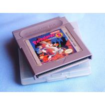 Pernalonga Em O Castelo Maluco 2 - C/ Case - Game Boy