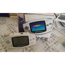 Game Boy Advance. Com Caixa. Carregador.