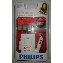 Gba Sp: Carregador Original Philips Multi-aparelhos! Lacrado