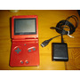 Nintendo Game Boy Advance Sp Lindo!!