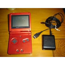 Nintendo Game Boy Advance Sp Lindo!!
