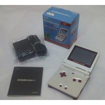 Game Boy Advance Sp Famicom Color Limited Edition *raridade*