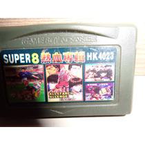 Cartucho Gameboy Advance 8 In 1