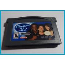 Gba - American Idol - Game Boy Advance - Original
