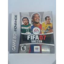 Fifa Soccer 07 Novo,original E Lacrado Para Game Boy Advance