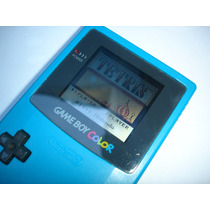 Nintendo Game Boy Color Seminovo + Tetris Lindo!