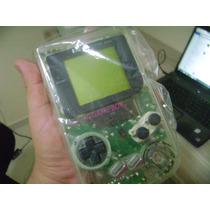 Nintendo Game Boy Classico Transparente Play It Loud Raro