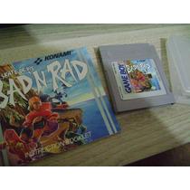 Skate Or Die Bad Com Manual Original Americano Com Case Raro