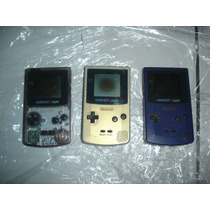 Nintendo Game Boy Color Tela Fraca. Valor Unitario!
