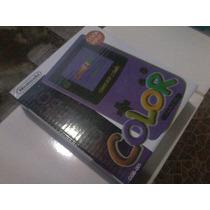 Vendo Somente A Caixa Do Game Boy Color!