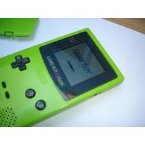 Nintendo Game Boy Color Seminovo Lindo E Original