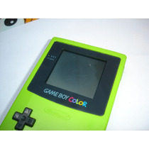 Nintendo Game Boy Color Com Detalhe + Pokemon