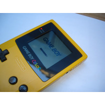Nintendo Game Boy Color Lindo