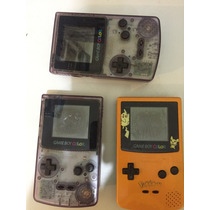 Lote Game Boy Color