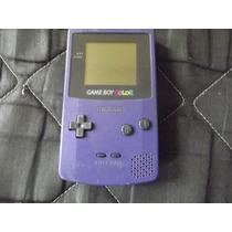 Game Boy Color Original Roxo