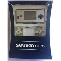 Game Boy Micro - Nintendo - Completo