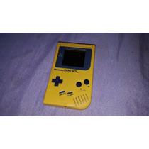 Game Boy Amarelo Classico Nao Esta Ligando.