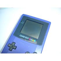 Nintendo Game Boy Color Com Detalhe + Pokemon