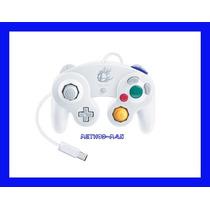 Controle Gamecube Branco Smash Bros Nintendo Wii U Original
