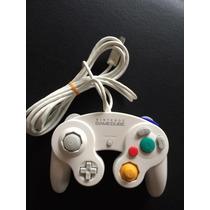 Gamecube / Wii : Controle Branco Original Nintendo