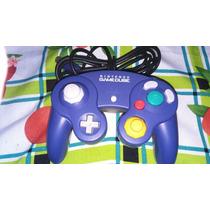 Controle Gamecube Original Testado E Funcionando Ok