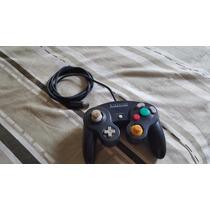 Controle Original Do Game Cube Funcionando + Leia Em Obs