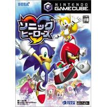 Game Cube Jogo Sonic Heroes