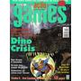 Revista Ação Games Nº142 - Ano 1999 - Capa Dino Crisis