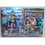 Revista Combo Game Dvd Ano 1 Nº 1 Com 4 Dvd