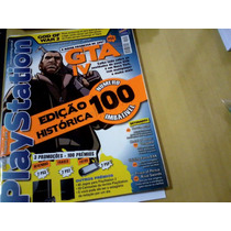 Revista Playstation Nº100 Edição Histórica Naruto Accel