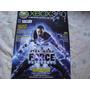 Revista Xbox 360 Star Wars Force Detonado Crackdown 2
