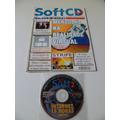 Soft Cd Nº 02 Vem Com Cdrom Com Aplicativos E Jogos