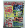 Game Power N°4 - Ano 1992 - Revista Antiga Video Game