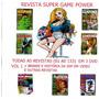 Revistas Super Gamepower Em Dvd