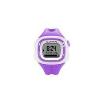 Relógio De Corrida Garmin Forerunner 15 Pequeno Gps Violeta
