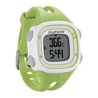 Relógio De Corrida Garmin Forerunner 10 / Gps / Verde E Bran