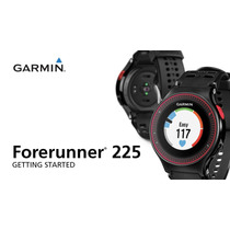 Relogio Gps Garmin Forerunner 225 Monitor Cardiaco No Pulso