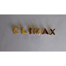 Emblema Geladeira Climax