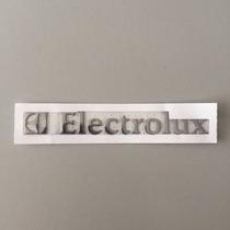 Emblema Etiqueta Adesivo Logo Electrolux Original