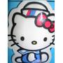 Hello Kitty - Imã P/ Geladeira Ou Outros - Importado Japao