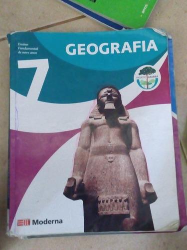 Geografia 7º Ano - Projeto Araribá.